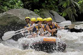 Best Bali International Rafting Telaga Waja